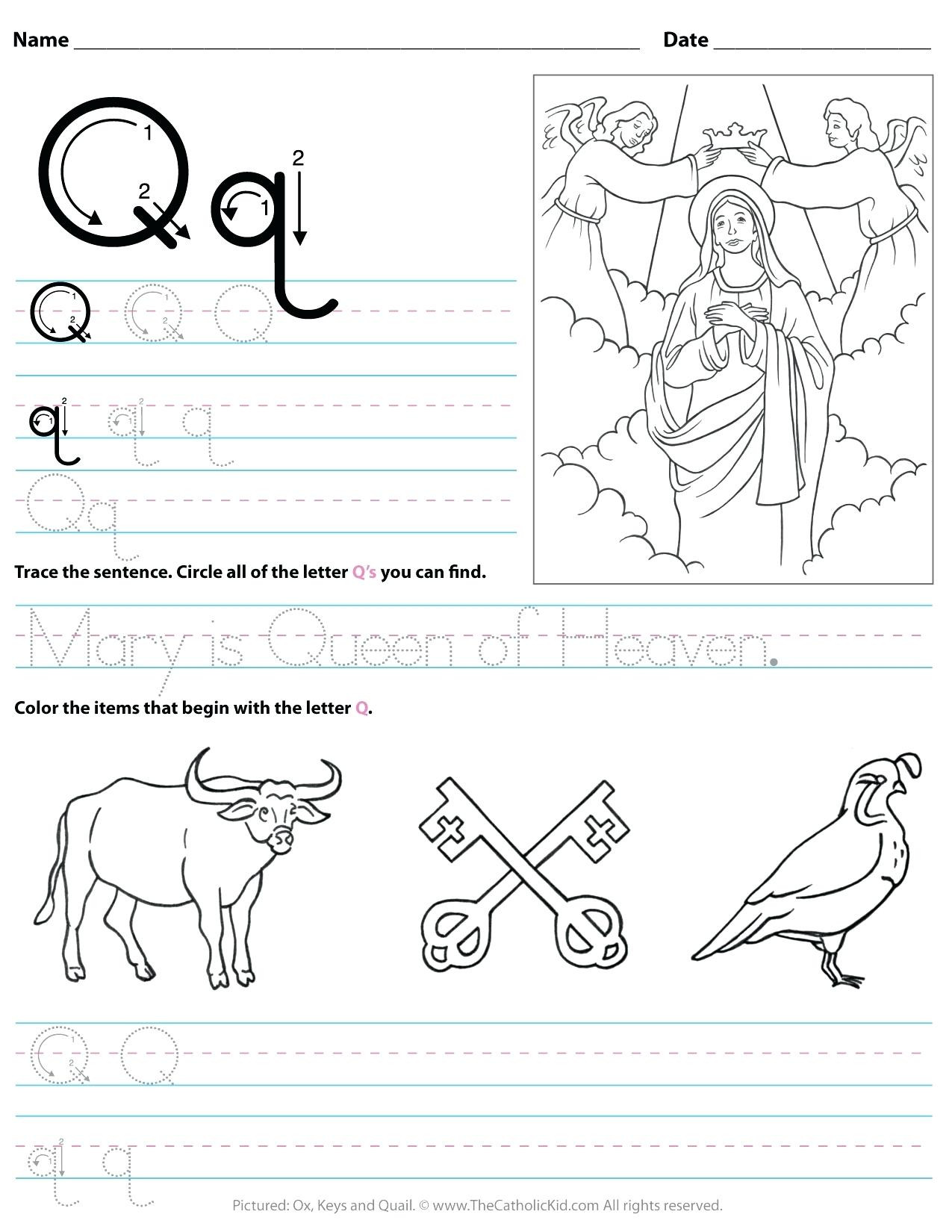 Tracing Lowercase Letters Worksheets