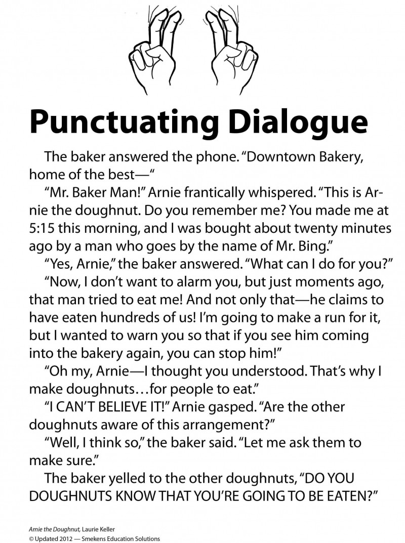 Punctuate Dialogue with ic Strips Candy Hearts & More